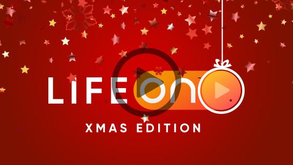 LifeON xmas Novity Natale 2020